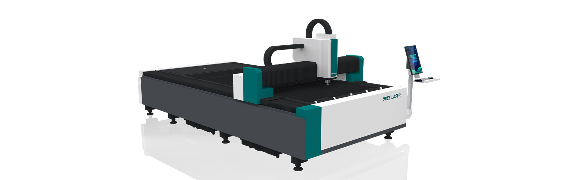 máy cắt laser kim loại 500W - 2000W