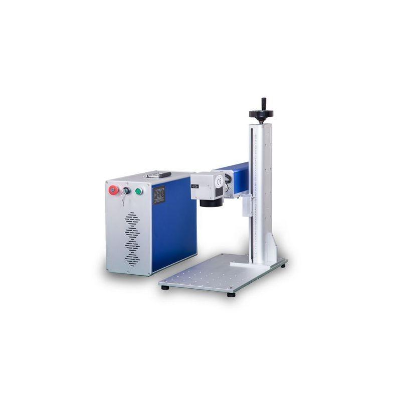 máy khắc laser fiber mini 20W