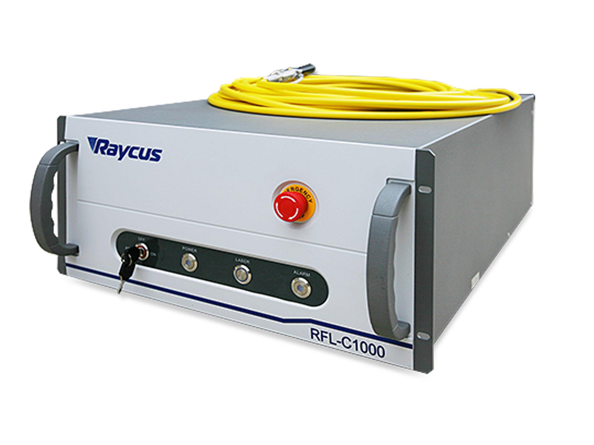 laser fiber NGUỒN CẮT LASER FIBER RAYCUS-1000W