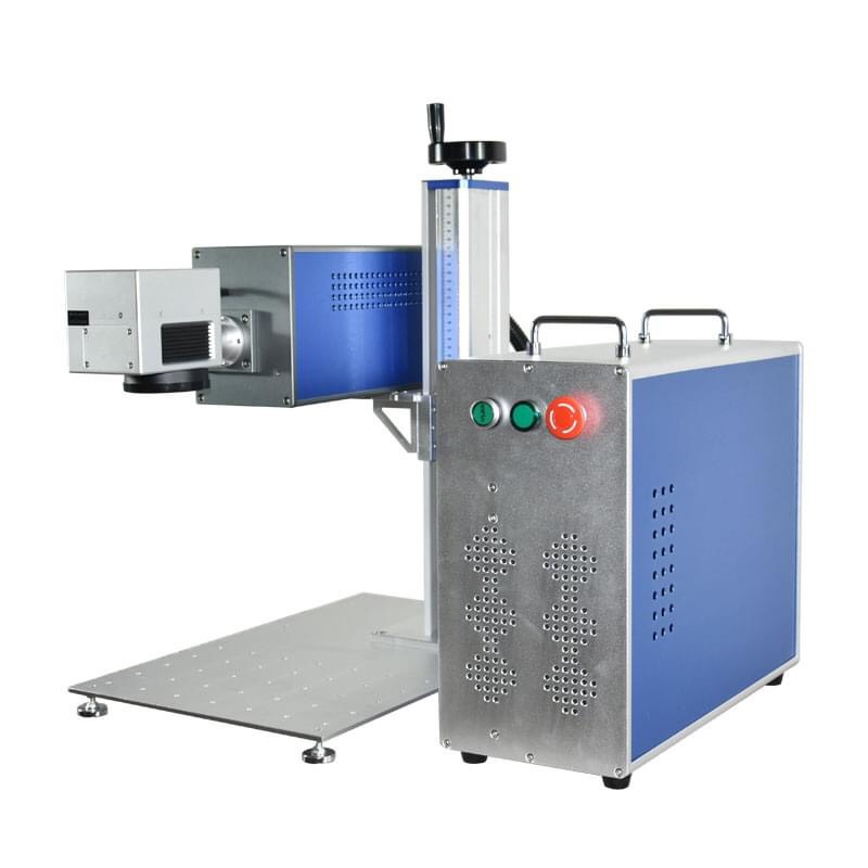 máy khắc laser co2(ống kim loại)